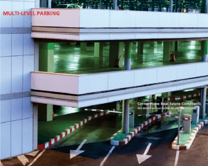 Sheltrex Amenties Multi Level Parking