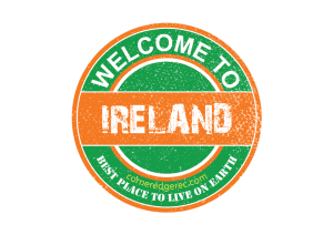 welcome to IRELAND