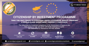 CREC - CYPRUS Citizenship by Investment