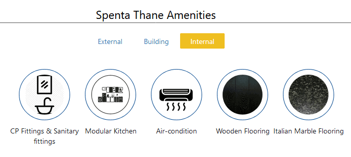 Spenta Outsmart - Amenities2