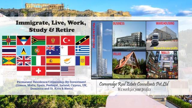 Corneredge Real Estate & Immigration services