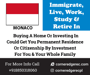 Monaco Permanent Residence